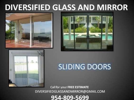 Sliding Glass Door Sliding Glass Door Repair Miami