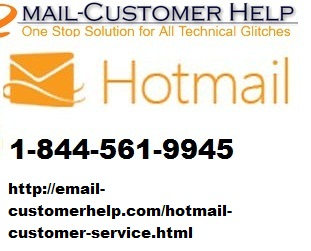 Dial $$ 1-844-561-9945 hotmail customer support