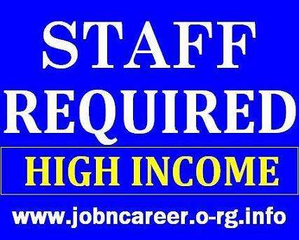 Weekend staff needed (high paying jobs)