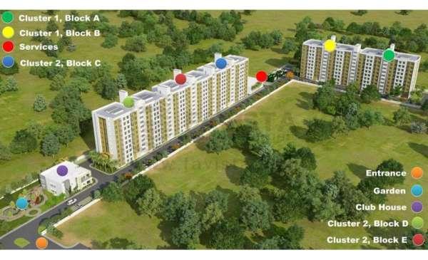2bhk in vbhc vaibhava bhiwadi for sale call