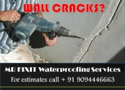 MR FIXIT House maintenance services