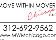 Move within movers chicago, inc.