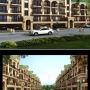 3BHK Grand floors fresh booking in Omaxe Celestia New Chandigarh Mullanpur at low prices.
