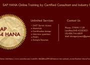 Sap s/4 hana online training in usa,malaysia,australia,india,singapore