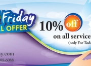 10% off on all designing & printing services
