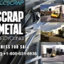 Scrap Metal Recycling Services in Long Island, Scrap Yards in Bronx - CCCScrap