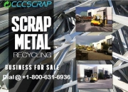 Scrap Metal Recycling Services in New York, Scrap Yards in New York - CCCScrap