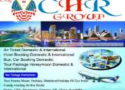Services of Tour Packages, Air Tickets, Passport Appointments, & Visas