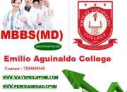 Best Medical College in Emilio Aguinaldo College in Philippines