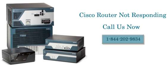 Cisco router not working 1-844-202-9834