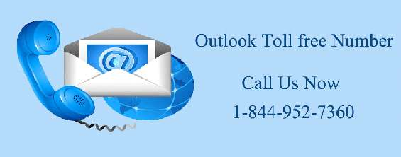 Outlook toll free number: best service provider