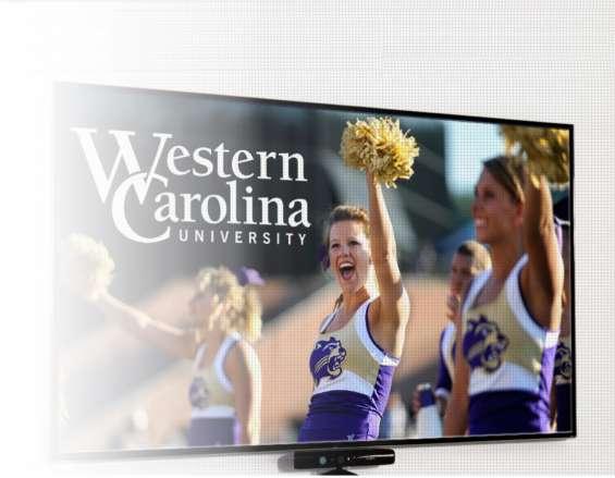 Digital signage software tv