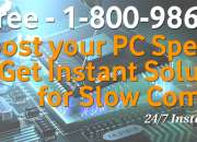 Support for slow computer solution