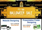Halloween day deal - don't miss it!