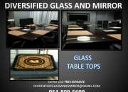 MIAMI AFFORDABLE MIRROR REMOVAL & REPAIR PLANTATION FL GLASS, WINDOWS, TABLE TOPS, SHOWER