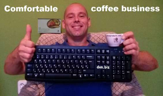 Coffee with ganoderma, the most delicious online business