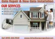 Affordable New Gate Installation 75081 & Gate Repair Richardson, Dallas @ Starting $26.95