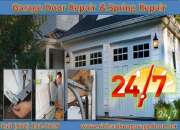 Roll up Garage Door Spring Repair Richardson & Garage Door Repair 75081 in TX