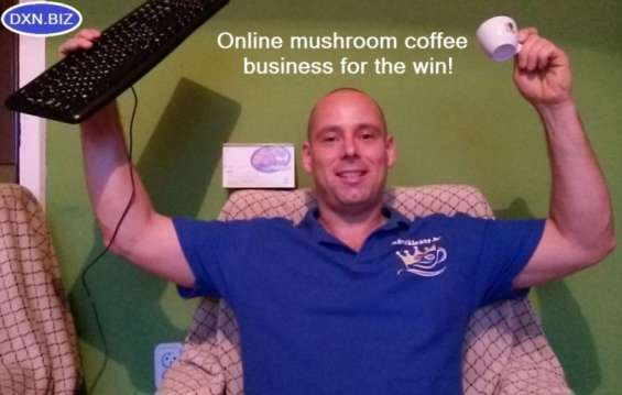 Free websites in 20 languages for this mushroom coffee business