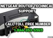 Netgear router not responding | 1-844-353-5969 | netgear router not working