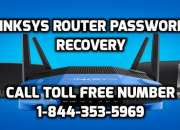 Recover Linksys Router Password | 1-844-353-5969