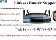 Linksys Router Support call on +18004635163