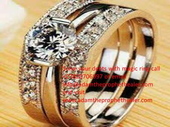 Use magic ring to become rich today +27820706997