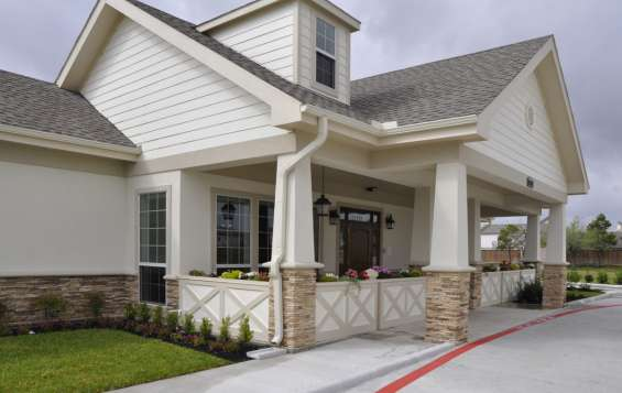 Assisted living facility texas