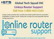 Connect a Linksys [Router] to another Router 1-800-463-5163