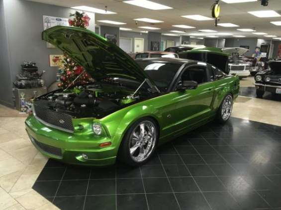 2008 ford mustang $40000.00