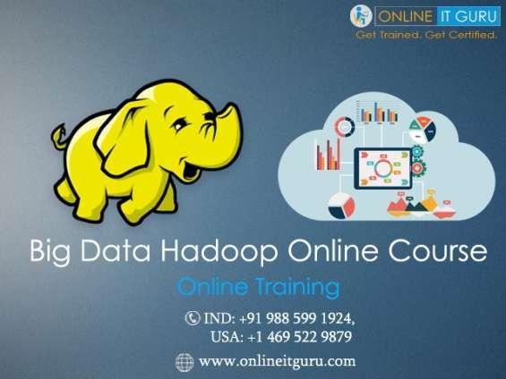 Big data hadoop online training | big data hadoop online course