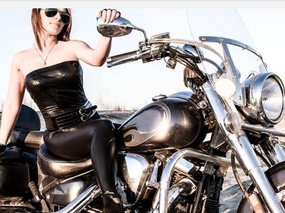 Motorcycle bike show